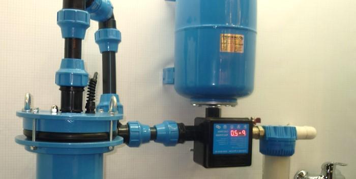Водяные насосы для скважины