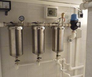безреагентовые фильтры для очистки воды из скважины