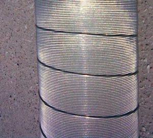 фильтр из сетки для абиссинской скважины