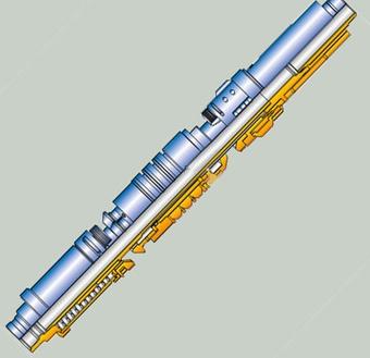 схема механического пакера