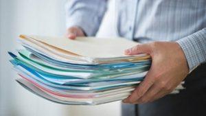 документы для регистрации скважины