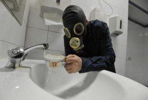 опасность воды с сероводородом