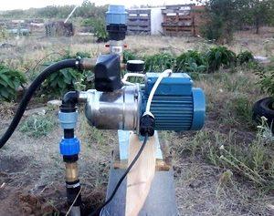 поверхностные насосы для скважины