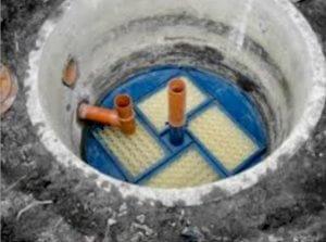 гидроизоляция бетонного кессона
